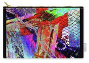 Fishnet Fantasy, A Collage Between Maine And Florida. Carry-all Pouch