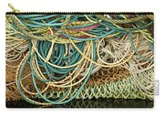 Fishnets And Ropes Carry-all Pouch