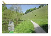 Fishpond Bank At Wolfscote Dale Carry-all Pouch