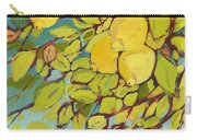 Five Lemons Carry-all Pouch
