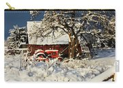 Five Mile Winter's Barn #9862 Carry-all Pouch