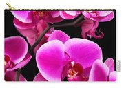 Five Orchids  Carry-all Pouch