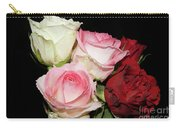 Five Roses Carry-all Pouch