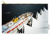 Five Sails And A Ship Carry-all Pouch