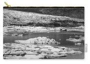 Fjallsarlon Glacier Lagoon Iceland 2348 Carry-all Pouch