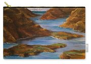 Fjords Of Norwary Carry-all Pouch