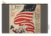 Flag Day 1917 Carry-all Pouch