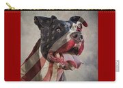 Flag Dog Carry-all Pouch