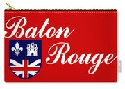 Flag Of Baton Rouge Carry-all Pouch
