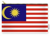 Flag Of Malaysia. Carry-all Pouch