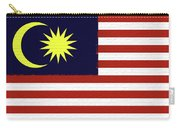 Flag Of Malaysia Wall. Carry-all Pouch