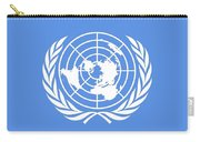 Flag Of The United Nations Carry-all Pouch