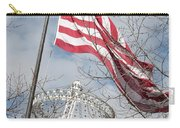 Flag Over Spokane Pavilion Carry-all Pouch