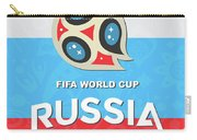 Flag Russia World Cup Carry-all Pouch