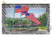 Flag Walk 2 Carry-all Pouch