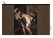 Flagellation Of Christ 2 Peter Paul Rubens Carry-all Pouch