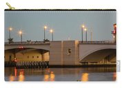 Flagler Bridge In Lights IIi Carry-all Pouch