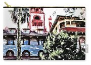 Flagler College View Carry-all Pouch