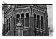 Flagler Memorial Presbyterian Church 3  B-w Carry-all Pouch