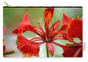 Flamboyant Beauty Carry-all Pouch