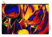 Flamboyant Tulips Carry-all Pouch