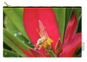 Flame Of Jamaica Carry-all Pouch