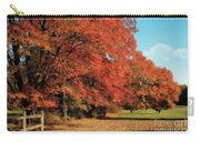Flame Trees Carry-all Pouch