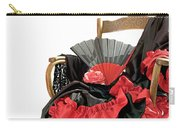 Flamenco Clothing Horizontally Carry-all Pouch