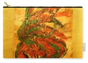 Flamenco Flame - Tile Carry-all Pouch