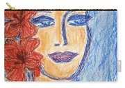 Flamenco Nights - Alicia Carry-all Pouch