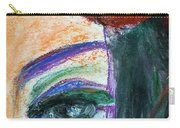 Flamenco Nights - Madalena Detail Carry-all Pouch
