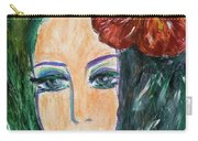 Flamenco Nights - Madalena Carry-all Pouch