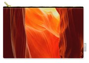 Flames At Upper Antelope Carry-all Pouch