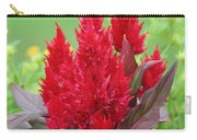 Flames Of Celosia Carry-all Pouch