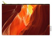 Flames Under Arizona  Carry-all Pouch