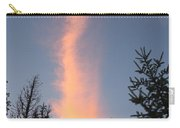 Flaming Clouds Carry-all Pouch