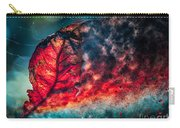 Flaming Fall Color Carry-all Pouch