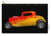 Flaming Hot Rod Carry-all Pouch