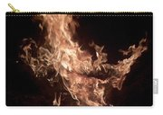 Flaming Pegasus Carry-all Pouch