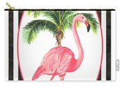 Flamingo Amore 7 Carry-all Pouch