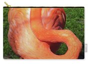 Flamingo Asleep Carry-all Pouch