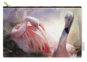 Flamingo Dawn Carry-all Pouch