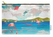 Flamingo Dream Carry-all Pouch