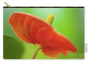 Flamingo Flower 2 Carry-all Pouch
