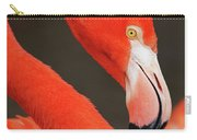 Flamingo-head Carry-all Pouch