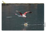 Flamingo Kick Off  Carry-all Pouch