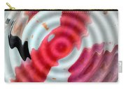 Flamingo On Ripple Water Carry-all Pouch