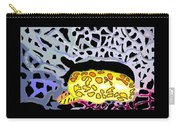 Flamingo Tongue Carry-all Pouch