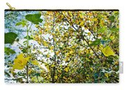 California Glory At Pilgrim Place In Claremont-california  Carry-all Pouch