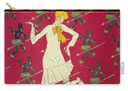 Flapper Cover, 1926 Carry-all Pouch